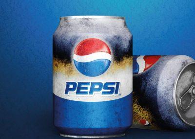 Pepsi reklám